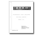 Dorrough DAP-310 Instruction & Service Manual
