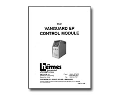 New Hermes Vanguard EP Controller Instruction Manual