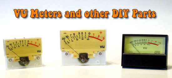 Panel Meters and Other DIY Parts